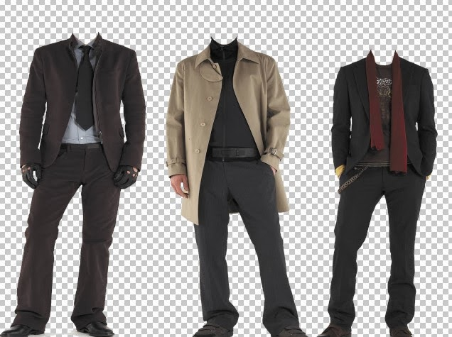 Photoshop Mens Dress Templates 24