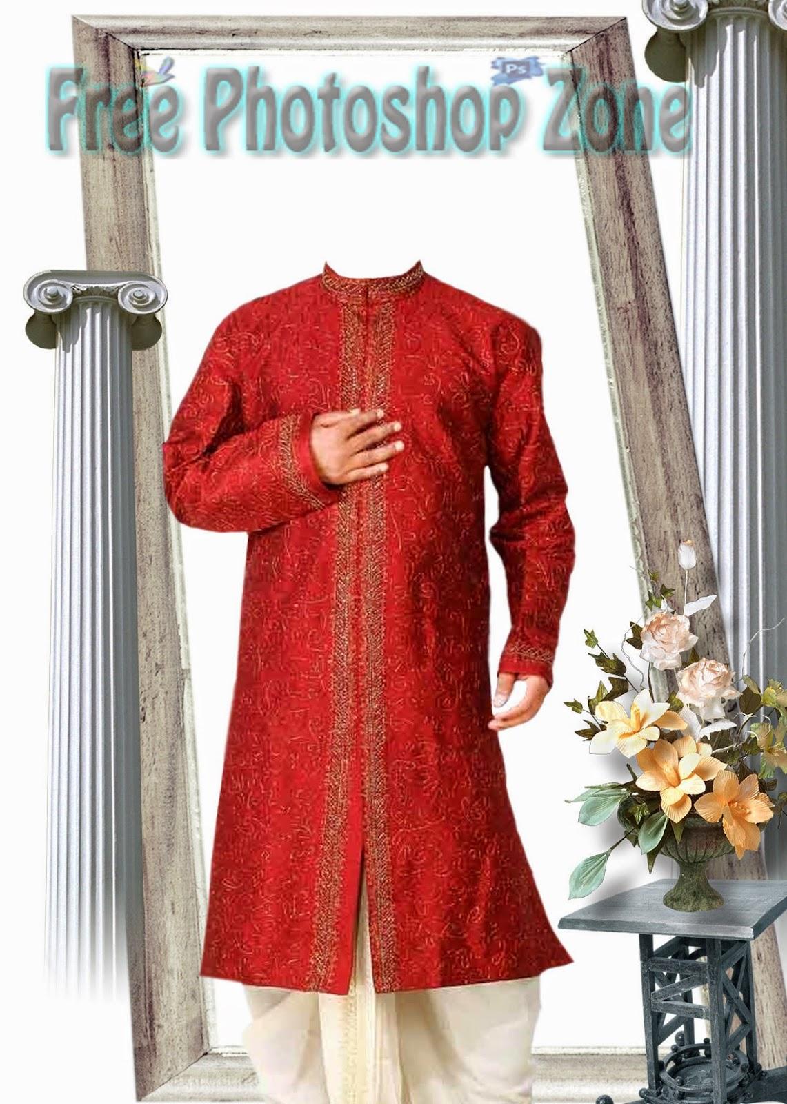 Photoshop Mens Dress Templates 102